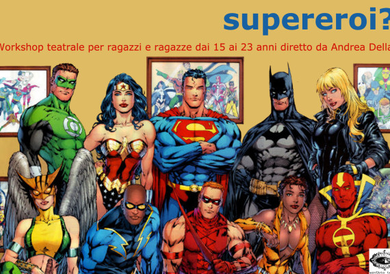 (Italiano) Supereroi?