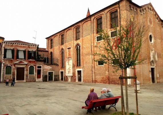 (Italiano) VENEZIA – Sant'Alvise